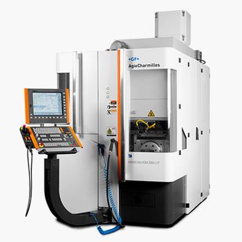 מרכז עיבוד תוצרת GF שוויץ - HSM 200U LP