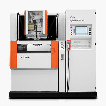מכונת חיתוך בחוט תוצרת GF שוויץ CUT 200 Sp