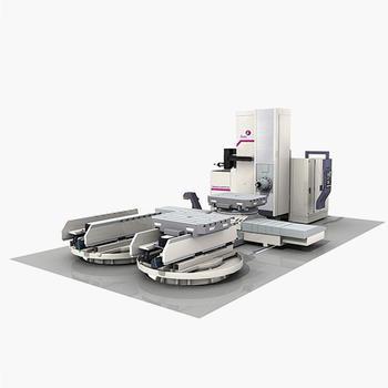 Machining Center Horizontal Boring Mills –MC Series תוצרת Fives G&L