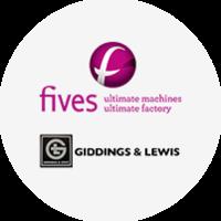 Fives - G&L - Cincinnati מכונות כרסום גדולות וחומרים מרוכבים
