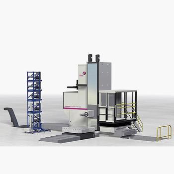 Floor Type Horizontal Boring Mills - FT/FTR Series תוצרת Fives G&L