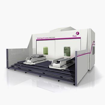 Horizontal Machining Center – HMC Series תוצרת Fives G&L